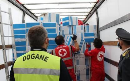 Coronavirus: requisiti 120 mila camici monouso a Genova