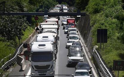 Cantieri autostrade: il Savonese chiede 6 mln danni a Aspi