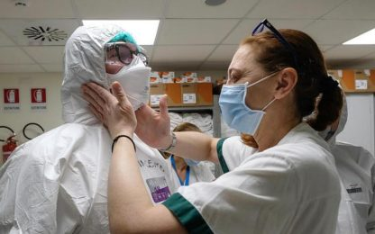 Coronavirus: sostegno psicologico per sanitari