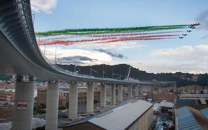 Ponte Genova: al lavoro per apertura in serata