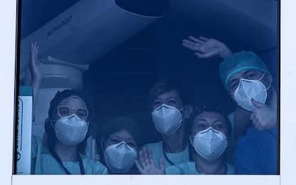 Coronavirus: 7 nuovi positivi, calano ospedalizzati