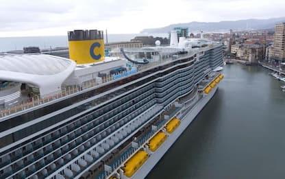 Covid: Costa Crociere in mare a settembre con solo italiani