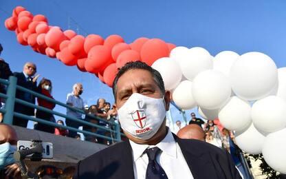 Liguria: Mediaset, vantaggio Toti 15 punti percentuali, per Rai 13