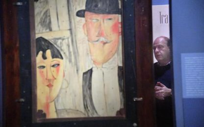 Modigliani: al via processo su opere sequestrate a Genova