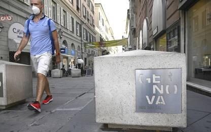 Covid: 73 nuovi casi in Liguria su 2750 tamponi, un morto