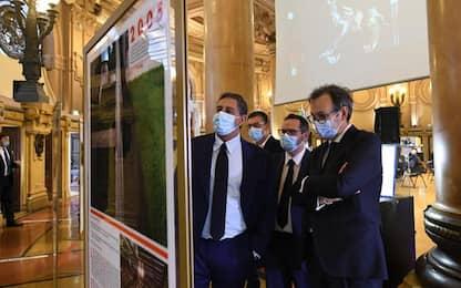 La Mostra sui 50 anni della Regione Liguria