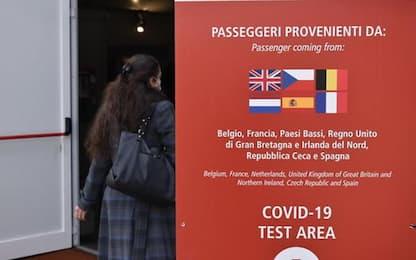 Aeroporto Genova, da oggi tamponi veloci a passeggeri