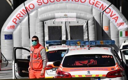 Covid: in Liguria 419 nuovi casi, 13 vittime