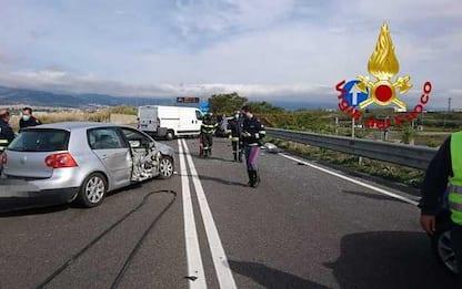 Incidenti stradali: cala numero vittime in Liguria