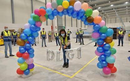 Amazon apre deposito a Genova, 100 posti di lavoro