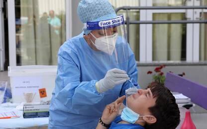Covid: 1018 nuovi casi, 9 morti e più ospedalizzati