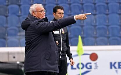 Calcio: Ranieri, voglio Samp più pratica e meno bella