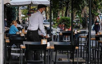 Liguria 'gialla', bar e ristoranti tornano a riempirsi