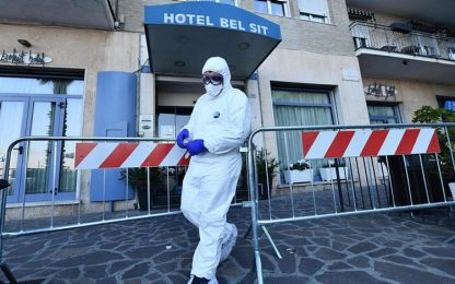 Covid: aiutò anziani in quarantena in hotel, premiato