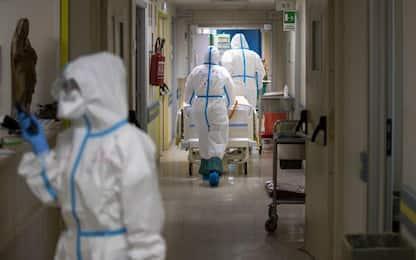 Covid: 26 morti, 422 nuovi casi, 942 guariti