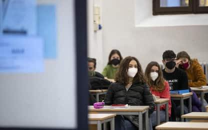 Scuola: studenti liguri, ritorno in presenza è deleterio