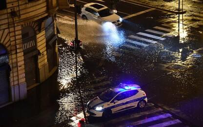 Grave giovane investita a Genova