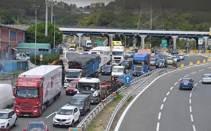 Cantieri autostrade: Toti, ottenuto ampliamento esenzioni