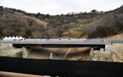 Crollo viadotto A6: Autofiori, archiviata inchiesta procura
