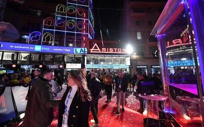 Sanremo: scatta una settimana di divieti antiCovid