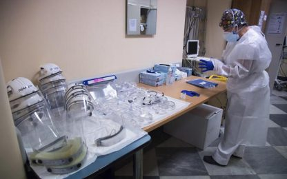Covid: in Liguria 337 nuovi contagi, 8 vittime