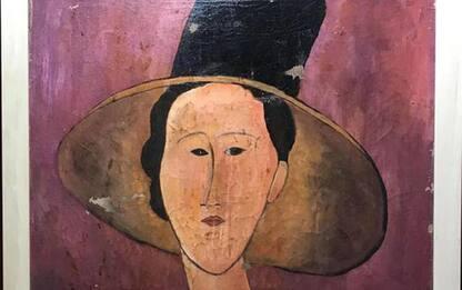 Modigliani: legali difese chiedono perizia su quadri
