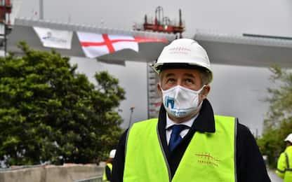 Ponte Genova: Bucci pronto il planning per il Memoriale