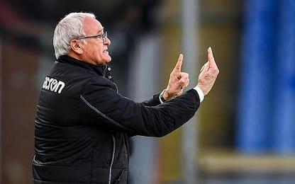 Samp, a fine aprile Ranieri vede Ferrero su contratto