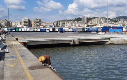 A Genova Terminal San Giorgio pronto per maxi navi Grimaldi