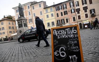 Covid: Fiepet, Liguria gialla ma bar e ristoranti arancioni