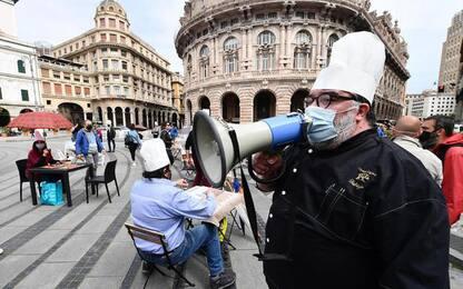 Covid: Genova,salta per maltempo passeggiata anti-coprifuoco