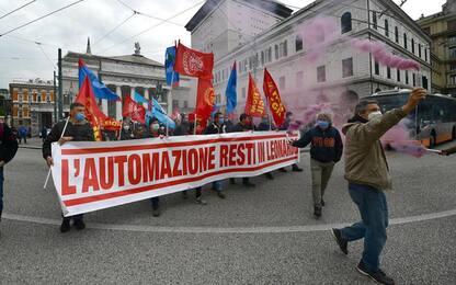 Leonardo: sindacati, pericolose dichiarazioni di Giorgetti