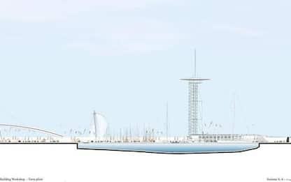 Porti: Genova; ok a nuova torre piloti nella Darsena Nautica