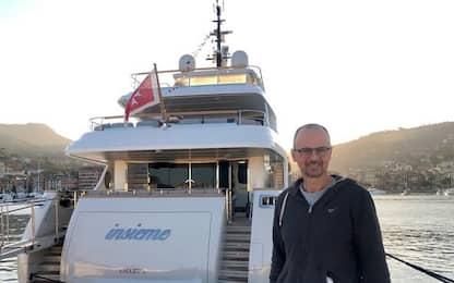 Porto S.Margherita Ligure operativo, arriva primo yacht