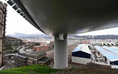Ponte Genova: da domani operazioni pianificate monitoraggio