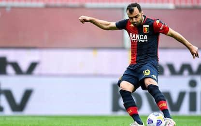 Genoa d'orgoglio, ma l'Atalanta è da Champions
