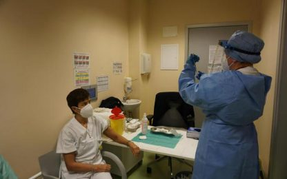 Covid: calano ancora gli ospedalizzati in Liguria