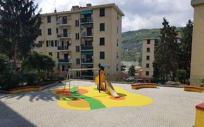 Genova, a Sant'Eusebio riqualificati giardini Verano