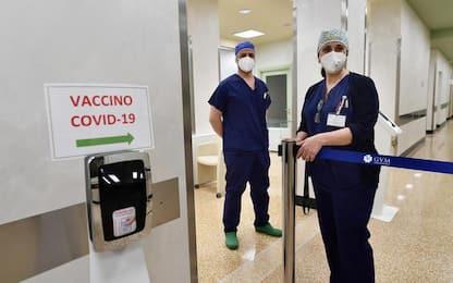 Covid: Liguria, calano positivi e ricoverati, 439 vaccini