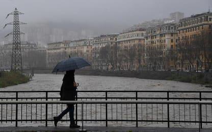 Maltempo: in Liguria allerta meteo domani per temporali