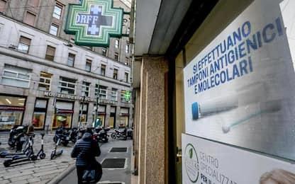 Green pass: per farmacia Genova picco 900 test e apertura alle 5