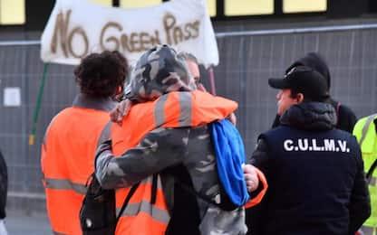 Green pass: a rischio raccolta rifiuti Genova per blocco porto