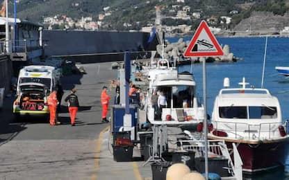 Subacqueo travolto e ucciso da una barca in Liguria