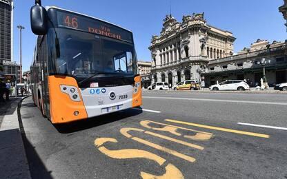 Green Pass: Amt, servizio regolare domani a Genova