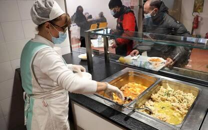 Povertà: nel 2020 a Genova +48% di nuove richieste a Caritas