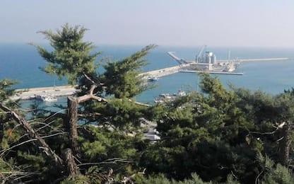 Porto di Ortona, Febbo, cronoprogramma per lo sviluppo