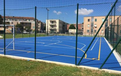 Inaugurato il Parco dello Sport a Pescara