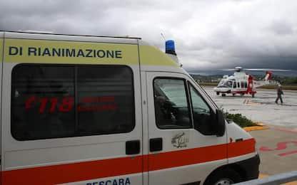 Tre incidenti stradali nel Pescarese, sei persone ferite