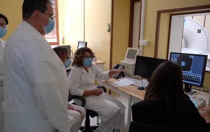 Atessa, riapre la Radiologia. Primi esami con la nuova Tac