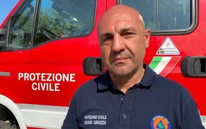 Incendi L'Aquila: Liberatore. fuoco a 200 metri da Pettino